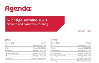 Steuertermine_1. Halbjahr 2020
